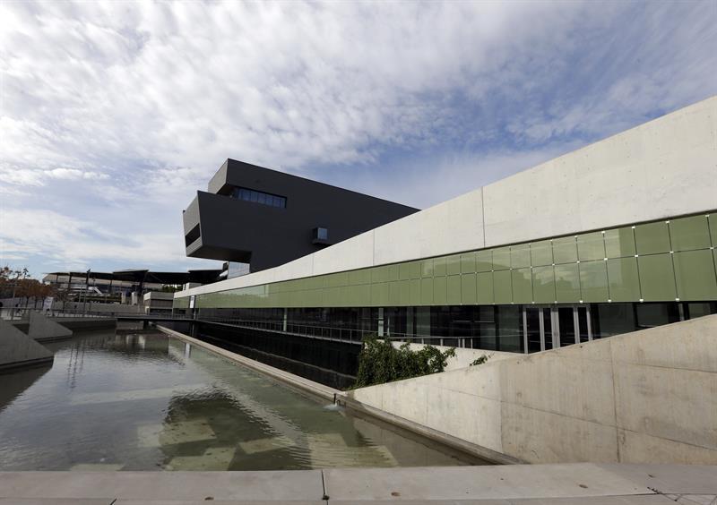 Museo del Diseño de Barcelona. EFE.