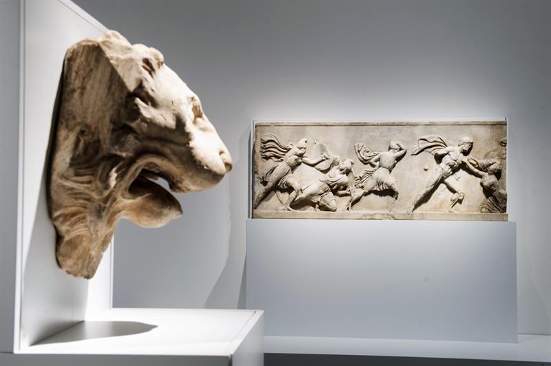 """""""Agón!"""" muestra la competitividad griega con joyas del Museo Británico"""