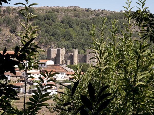 castillo Montemayor del Rio, Salamanca