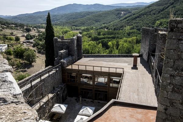 castillo de Montemayor del Río, ICAL