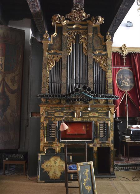 órgano Santa Inés