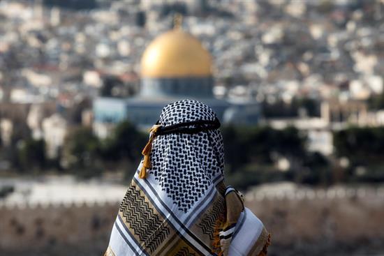 Foto archivo Jerusalén