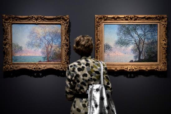 Expo Monet, National Gallery