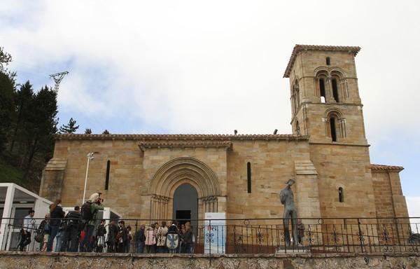 Ermita de Santa Cecilia, Aguilar de Campoo
