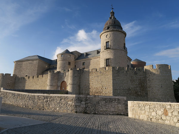 Archivo General de Simancas, Valladolid