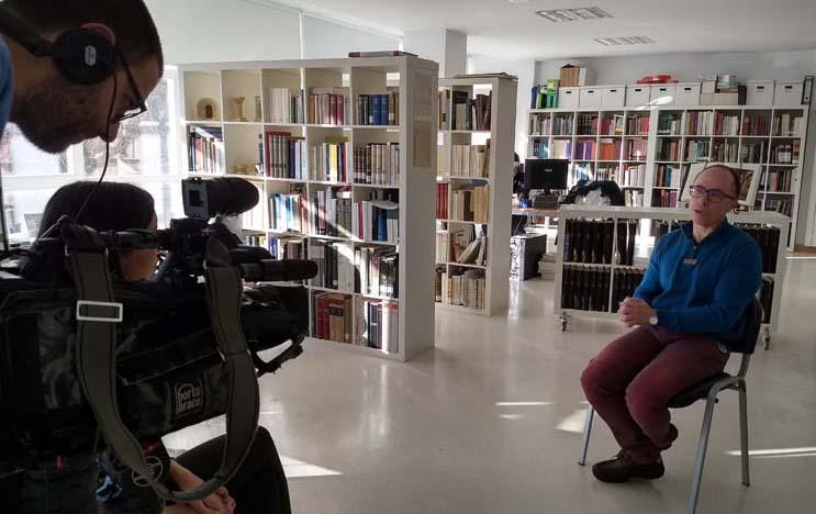 Entrevista Pedro Luis Huerta