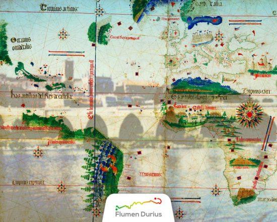 PATRIMONIO DUERO. Casas del Tratado de Tordesillas | Canal ...