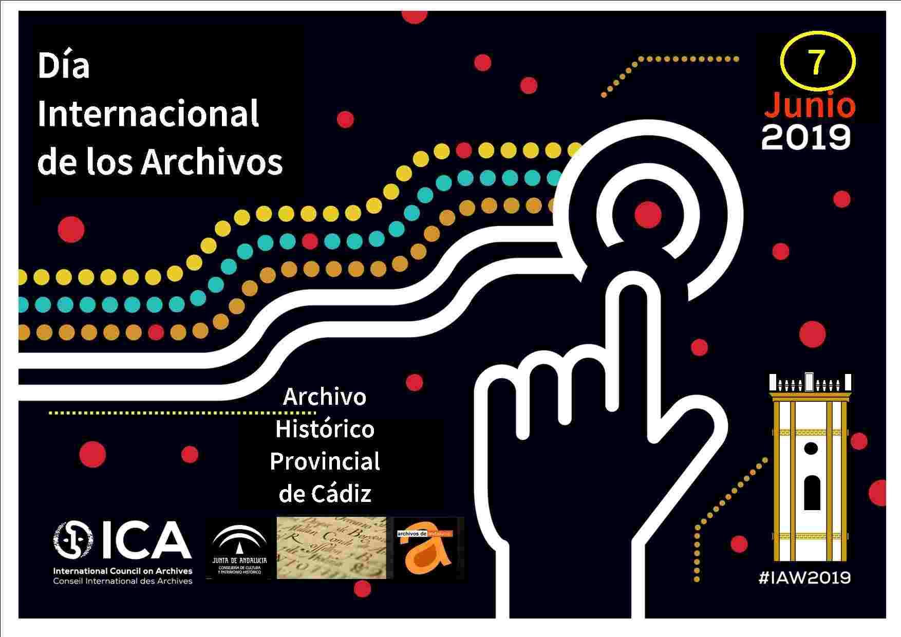 CanalPatrimonio_Cartel día internacional de los archivos