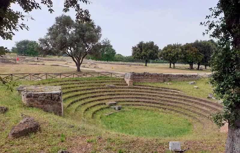 Ekklesiasterion, Paestum