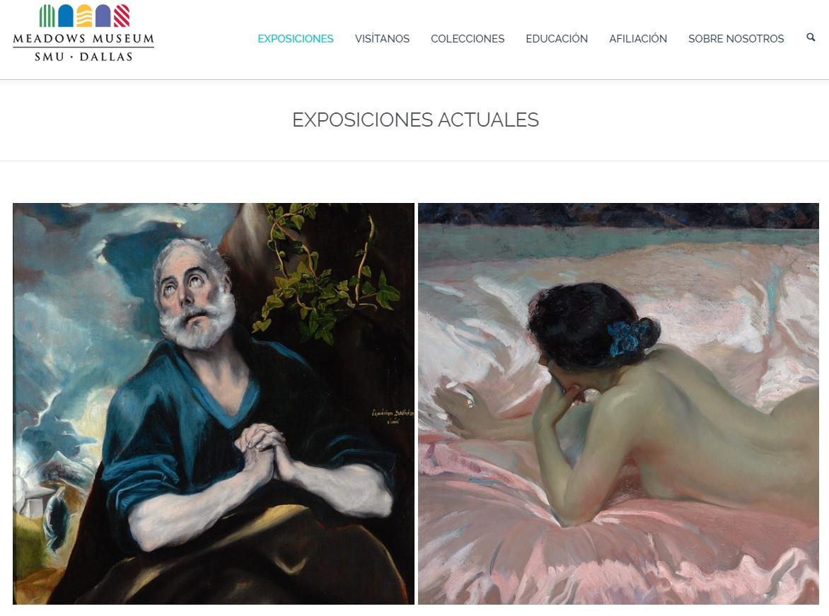 El Meadows Museum y la Fundación ARCO promocionan el arte contemporáneo español en EEUU