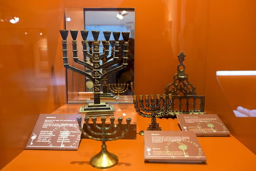 Retazos del exilio judío