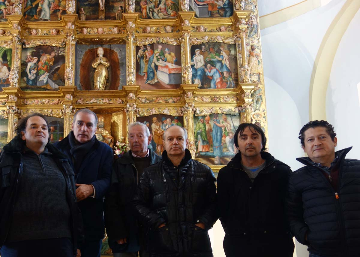 Ruta de los retablos platerescos: el patrimonio como reclamo y palanca de desarrollo territorial