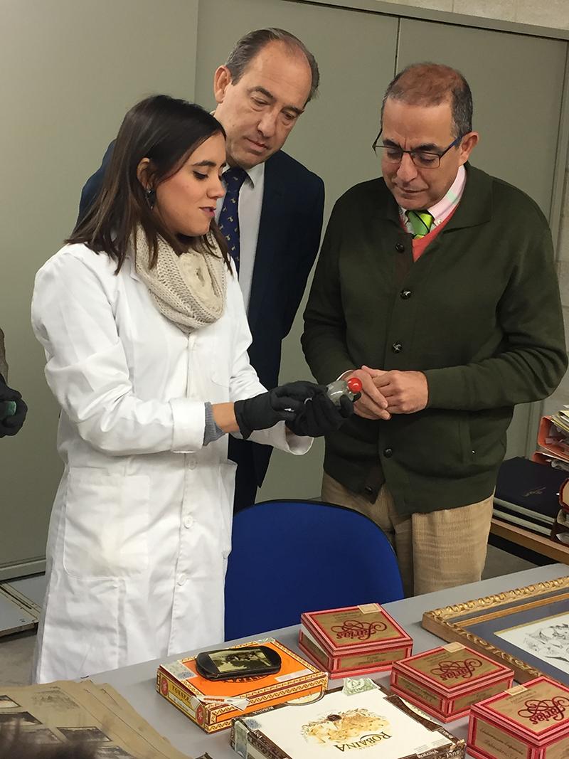 Catalogadas 4.500 piezas del patrimonio histórico de Altadis