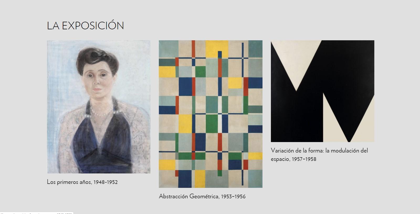 LYGIA CLARK. LA PINTURA COMO CAMPO EXPERIMENTAL, 1948-1958