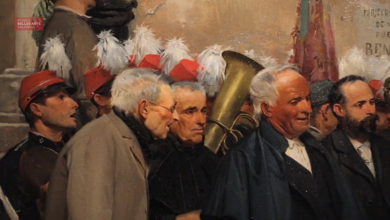 VÍDEO: El inicio de la pintura moderna en España: Sorolla y su tiempo