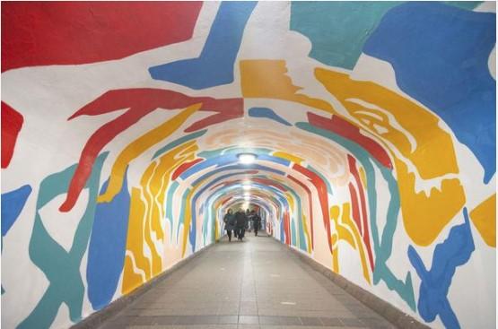 El arte impregna las calles en Valladolid