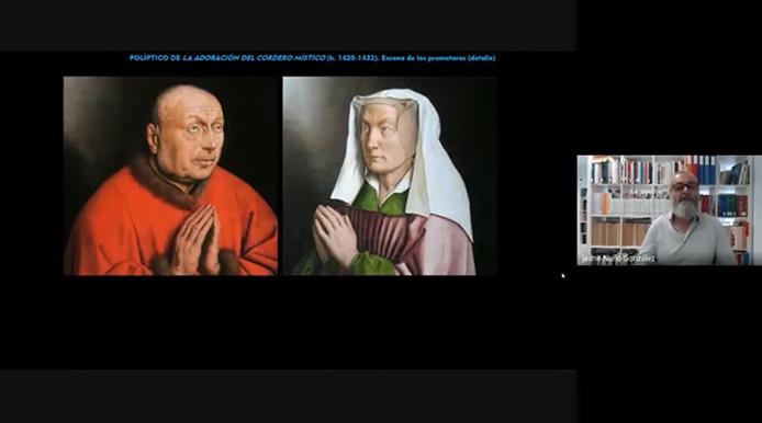 Vídeo: El políptico de Jan Van Eyck. El Cordero místico de Gante.