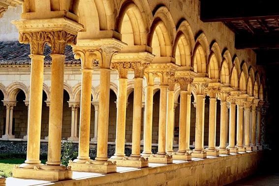 ROMÁNICO PALENTINO (VI): La eclosión del estilo – monasterio de San Andrés de Arroyo
