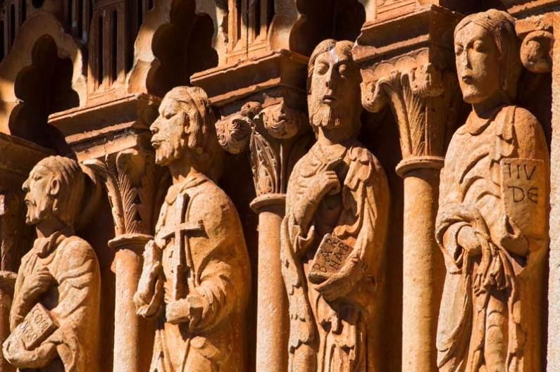 ROMÁNICO PALENTINO (VII): La eclosión del estilo – La difusión del románico por otras iglesias de la Montaña Palentina