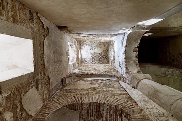 Finalizada la restauración de las pinturas murales de San Miguel de Lillo. Oviedo