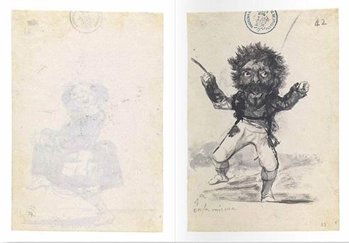 El Museo del Prado presenta el famoso Cuaderno C de Francisco de Goya