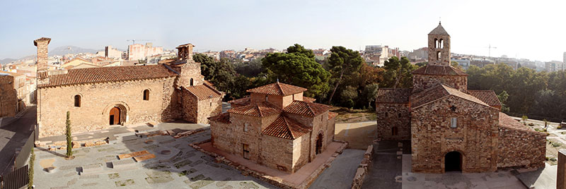 La Sede de Égara: ocupación del territorio, arqueología y paisaje