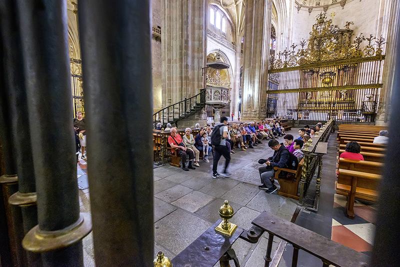La Catedral de Segovia reabre al turismo 105 días después