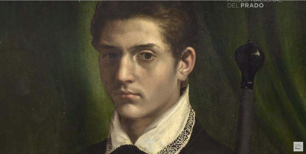 VÍDEO: Descubriendo la Colección: Retrato de caballero, de Daniele da Volterra