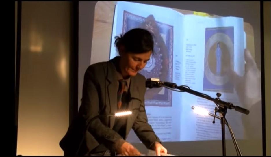 VÍDEO: María Gimeno – Queridas Viejas, editando a Gombrich