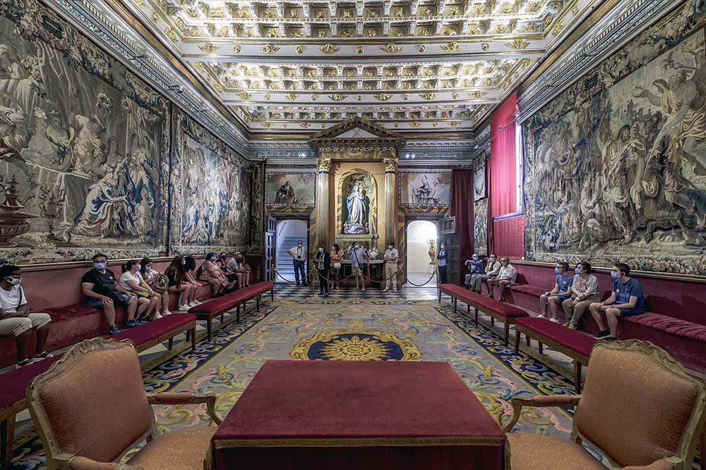 La Catedral de Segovia hace el primer balance de visitantes 2020