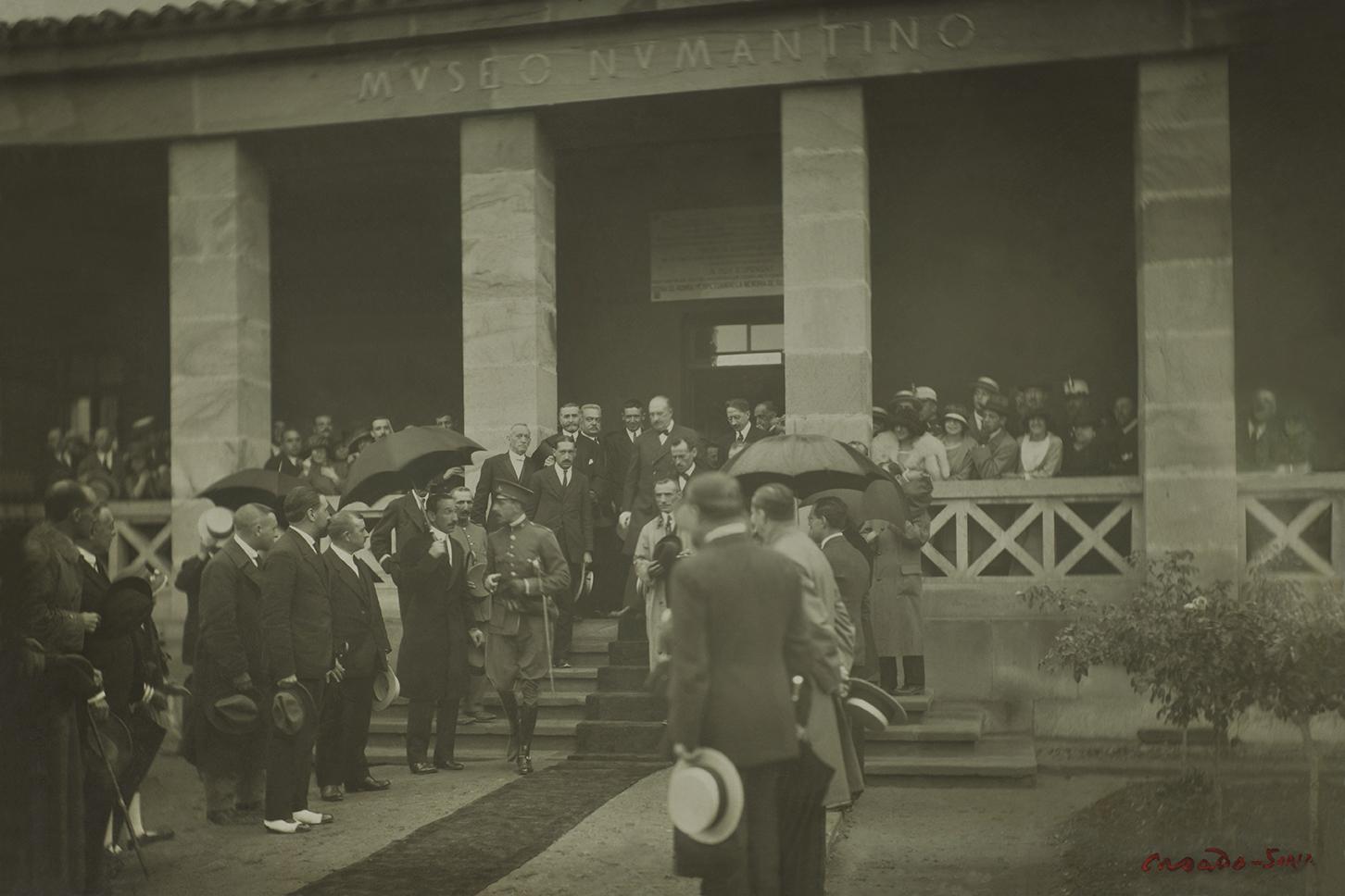 El Museo Numantino cumple100 años