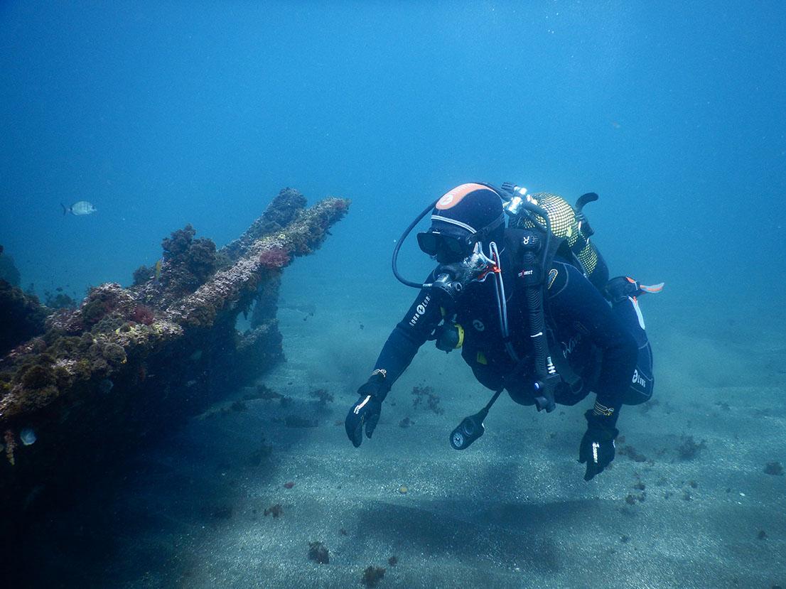 Manual de Buenas Prácticas del Patrimonio Cultural Arqueológico Subacuático de las Azores