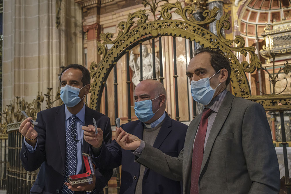 Resultados del estudio antropológico del Infante don Pedro (Catedral de Segovia)