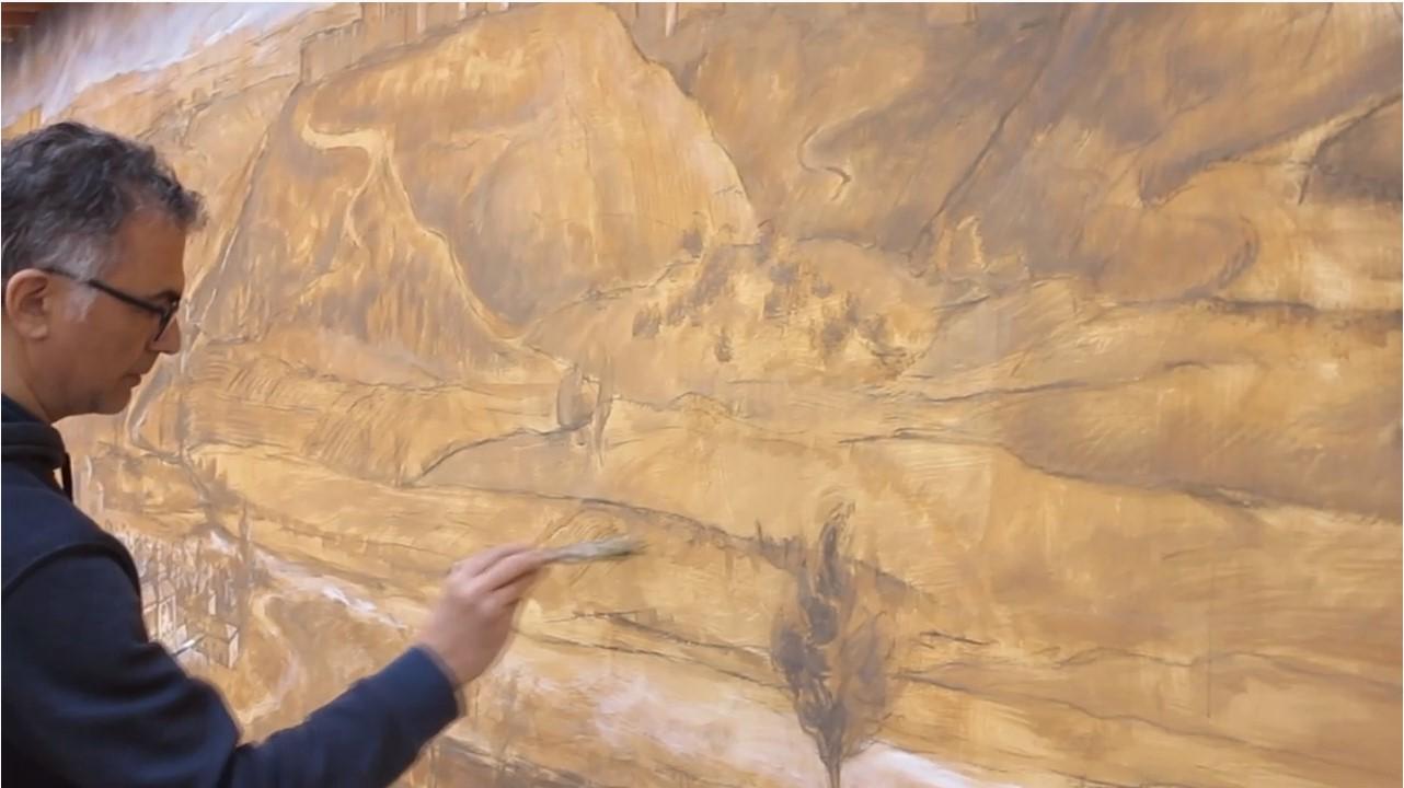 VÍDEO: Mural del Almendro