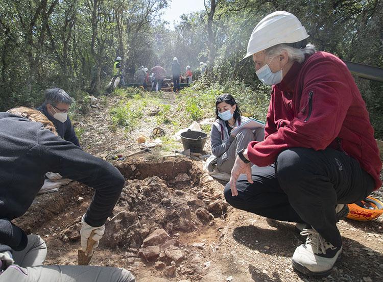 Bankia con la investigación en el  'Programa para jóvenes científicos del Proyecto Atapuerca  2021'
