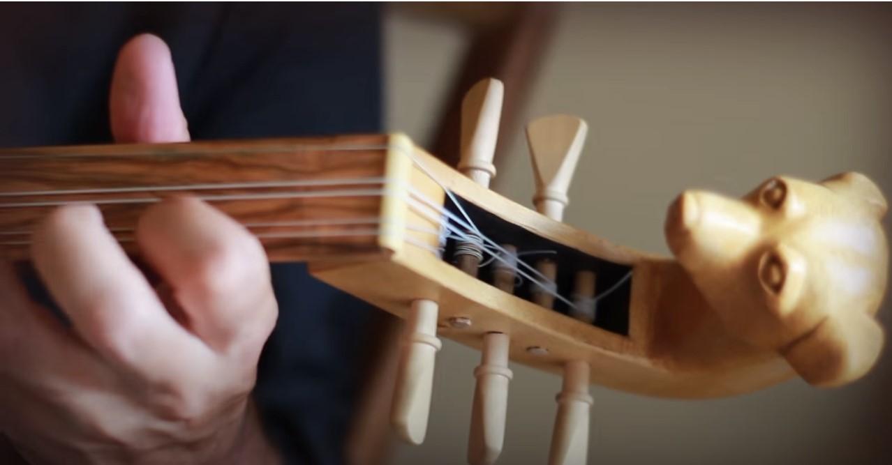 VÍDEO: Instrumentos del Rey Sabio