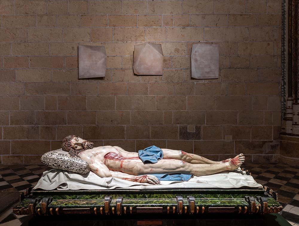 VÍDEO.#ARTECOMENTADO sobre el Cristo Yacente