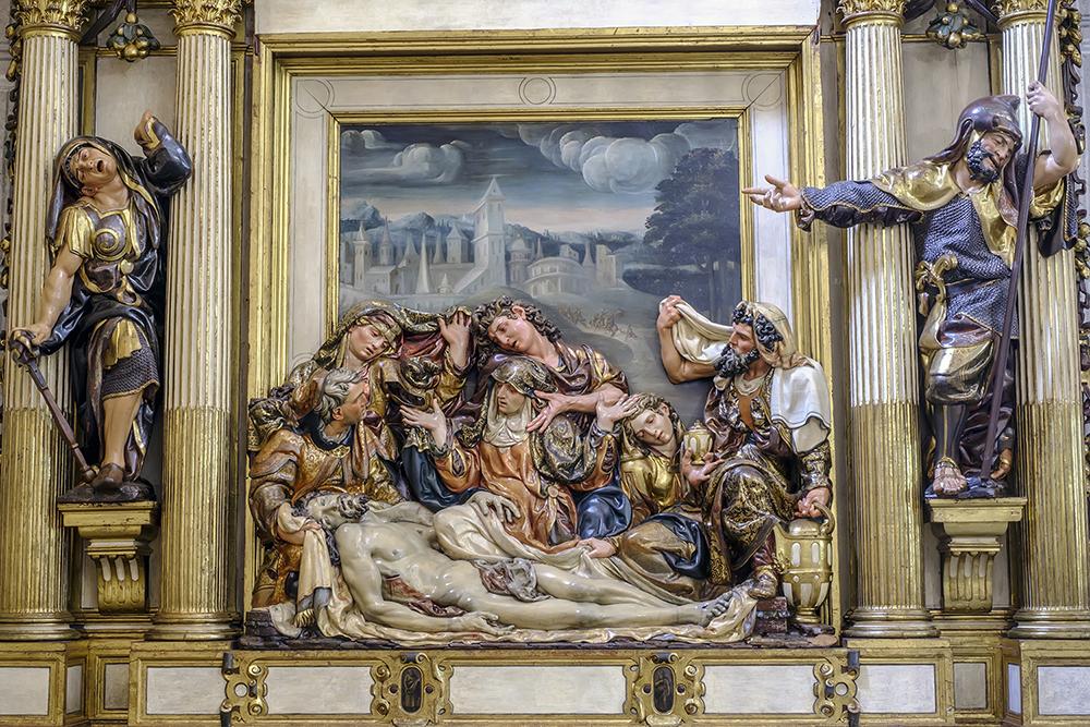 VÍDEO: #ArteComentado sobre la obra de Juan de Juni en la Catedral de Segovia