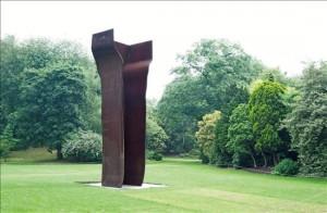 Escultura Chillida- Subasta Londres- EFE- 27062013