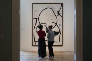 Expo Miró- Suiza- EFE- 27062013