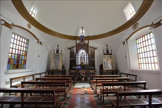 Iglesia Salvador- Restaurada- AECID- EFE- 28062013