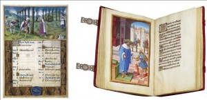 Replica manuscrito Enrique VIII - EFE- 07062013
